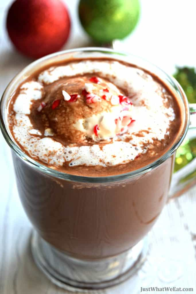 Hot Chocolate - Gluten Free, Vegan, & Refined Sugar Free
