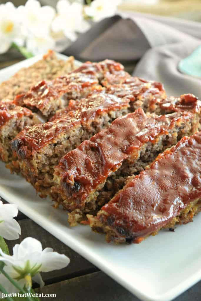 Turkey or Beef Meatloaf - Gluten Free, Dairy Free, and Egg Free