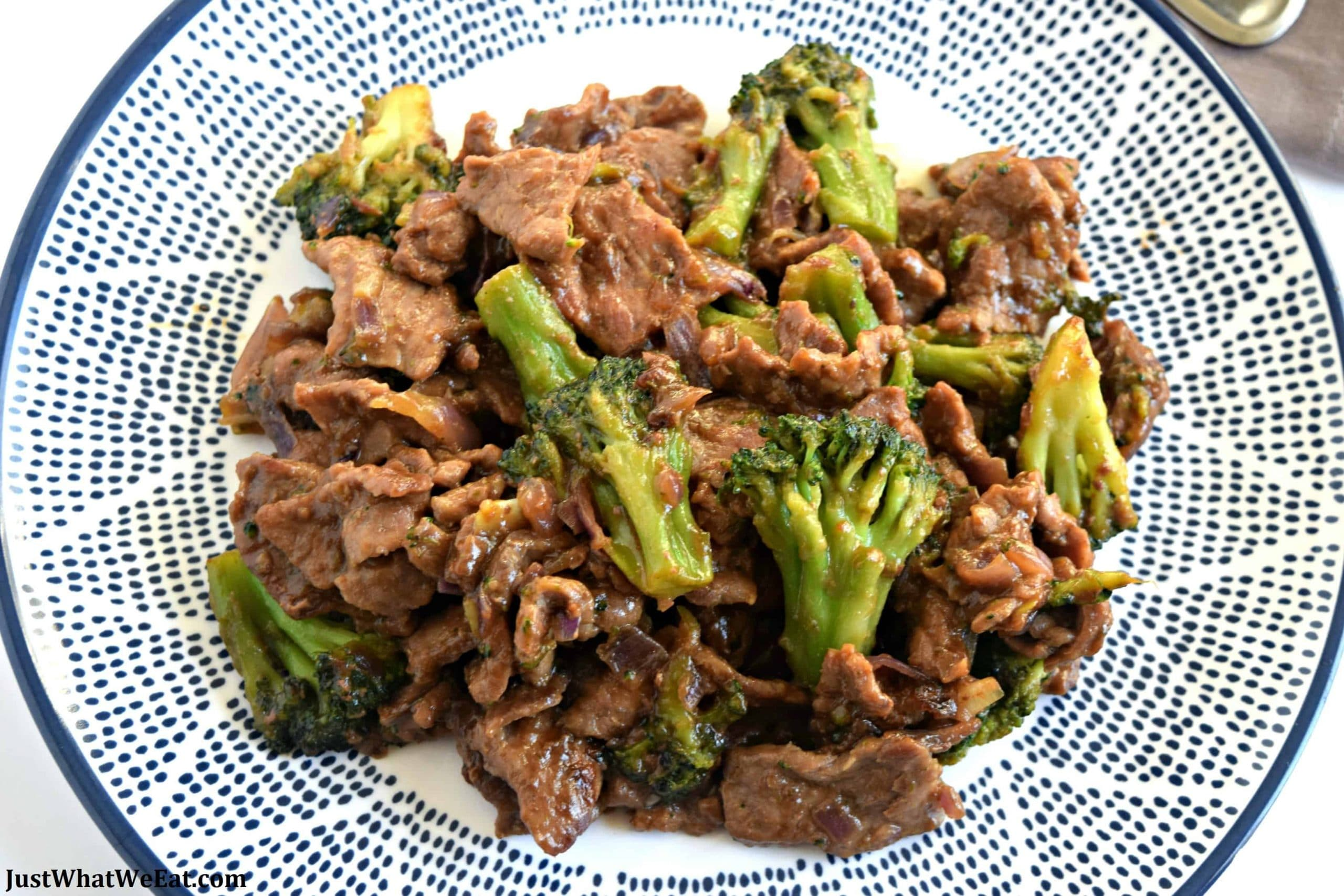 Beef and Broccoli – Gluten Free, Dairy Free, & Soy Free