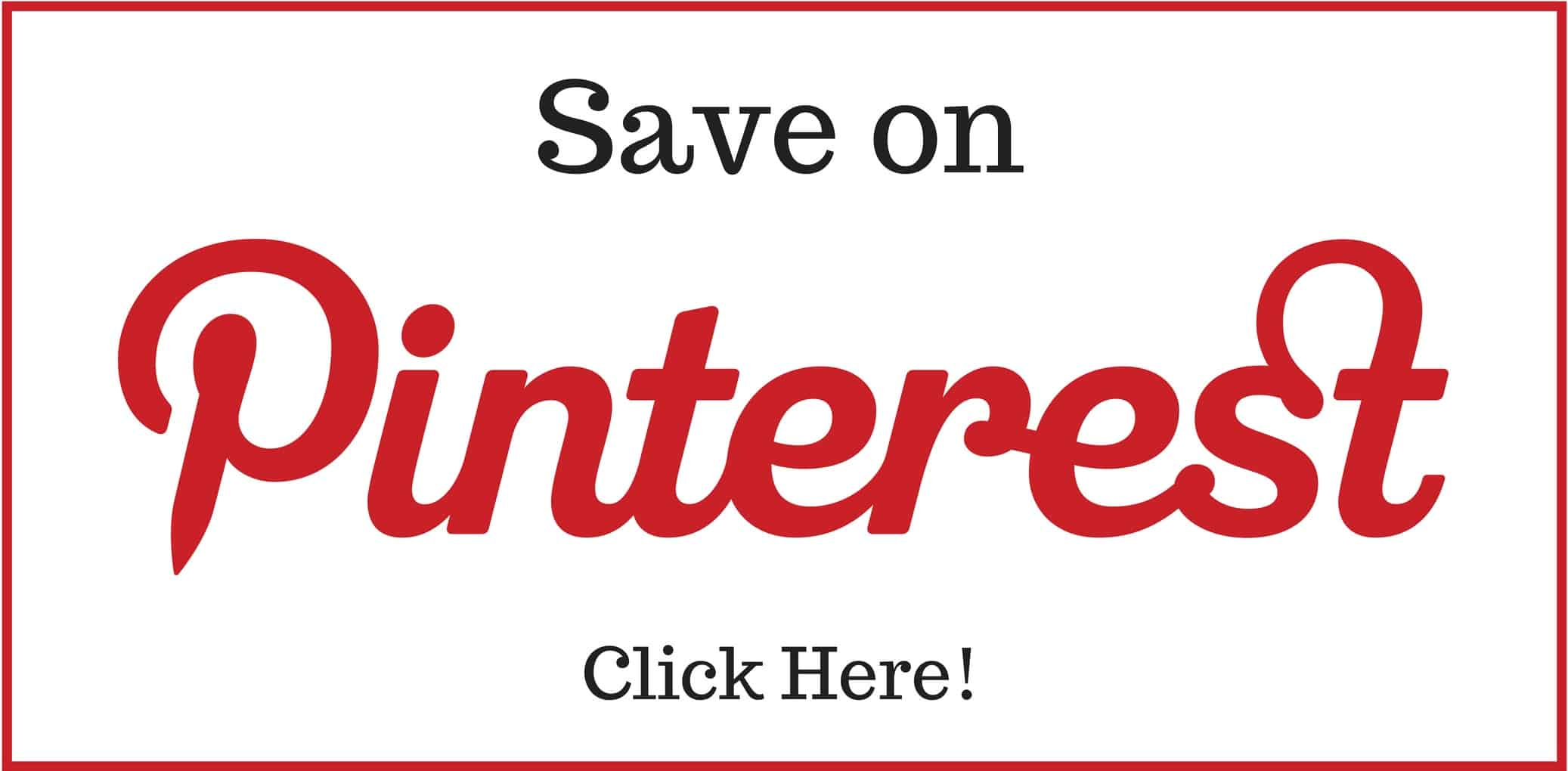 Save on pinterest