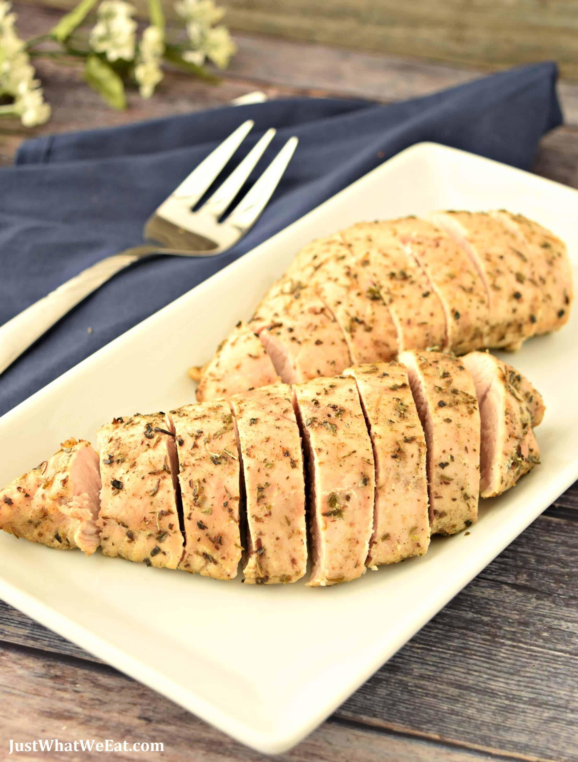 Oven Roasted Turkey Tenderloin Gluten Free Dairy Free