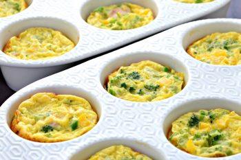 Egg Muffins – Gluten Free, Dairy Free
