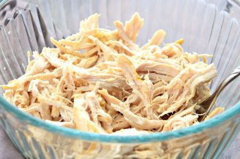 Slow Cooker Instant Pot Pulled Chicken - Gluten Free, Dairy Free