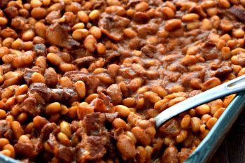 BBQ Baked Beans – Gluten Free, Dairy Free