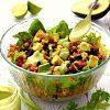 Healthy Taco Salad – Gluten Free, Dairy Free