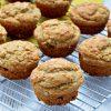 Banana Muffins – Gluten Free, Vegan, Nut Free