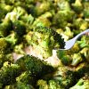 Oven Roasted Broccoli – Gluten Free, Vegan
